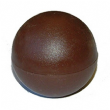 Walnut Eco Fencing Globe Plastic Post Cap